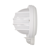 WANDLAMP MET SENSOR SOLAN WIT IP44 230V E27 FITTING_