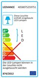 LED PLAFONDLAMP CCT + DIM REMOTE 16W 1150LM_