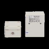 LED SCHEMERSCHAKELAAR MONTAGEBOX IP20/IP65 230V 10- TOT 2.300W_