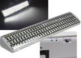 LED NOOD- WERKLAMP 90 LEDS 230V EN ACCU TOT 10-UUR_