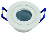 INBOUWARMATUUR ROND WIT IP44 MR11 35-MM SPOTS_