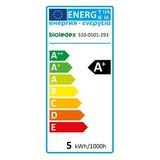 LED SPOT BIOLEDEX® KADO 120° 230V 5W=50W 460LM 4000K_