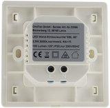 LED TRAPVERLICHTING WANDINBOUW 230V 2,5W WARM WIT_