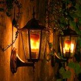 LED VUUR LAMP VUURSIMULATIE FLAME E27 5W 1300K_