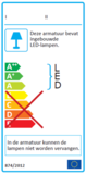 LED PLAFONDLAMP IP65 IK08 230V 15W 1200LM 3000K_