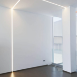 ALUMINIUM PROFIEL PLASTER WALL LED STRIPS TOT 12-MM_