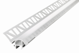 ALUMINIUM HOEKPROFIEL PLASTER BH LED STRIPS TOT 12-MM_