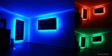 RGB LED STRIP 60L/M. 24V/DC 14,4W/M. RGB MULTICOLOR_