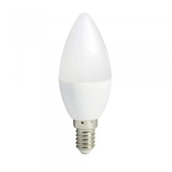 LED KAARSLAMP BIOLEDEX® TEMA 230V 6W 470LM 2700K
