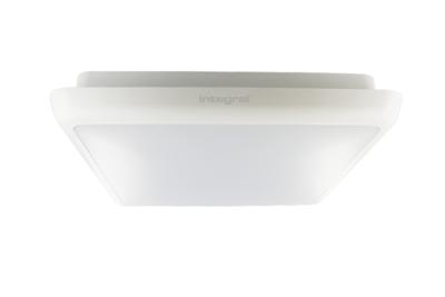 LED PLAFONDLAMP IP54 IK08 230V 12W MET BEWEGINGSMELDER
