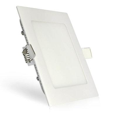 LED PANEEL DOWNLIGHT FLAT 230V 12W 840LM 2800K