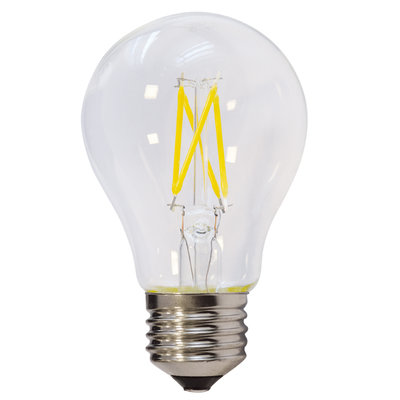 LED FILAMENT GLOEILAMP A60 230V E27 4W 400LM 2800K