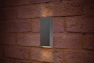 LED TUINLAMP WANDLAMP PABLO IP54 8W 3000K