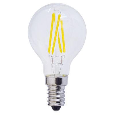LED FILAMENT GLOEILAMP G45 230V E14 2W 200LM 2800K