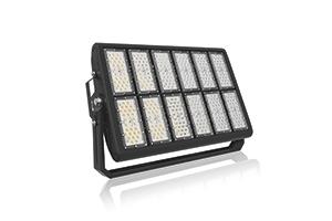 LED VERSTRALER PRO 60X135° IP65 IK10 600W 90.000LM 4000K