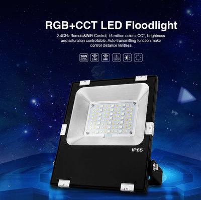 LED VERSTRALER RGB+CCT SMART LIGHT 30W 2800LM