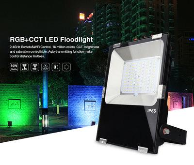 LED VERSTRALER RGB+CCT SMART LIGHT 50W 4000LM