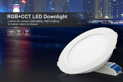 LED DOWNLIGHT RGB+CCT SMART LIGHT 230V 12W 1100LM