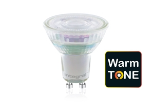 LED SPOT WARMTONE 1800-2700K GU10 4,6W=50W 380LM