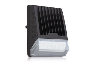 LED WALL PACK MET LICHTSENSOR 230V 50W 5250LM 4000K