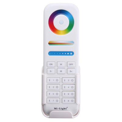 LED STRIP 8-ZONE REMOTE CONTROLLER 12-24V 2.4GHz