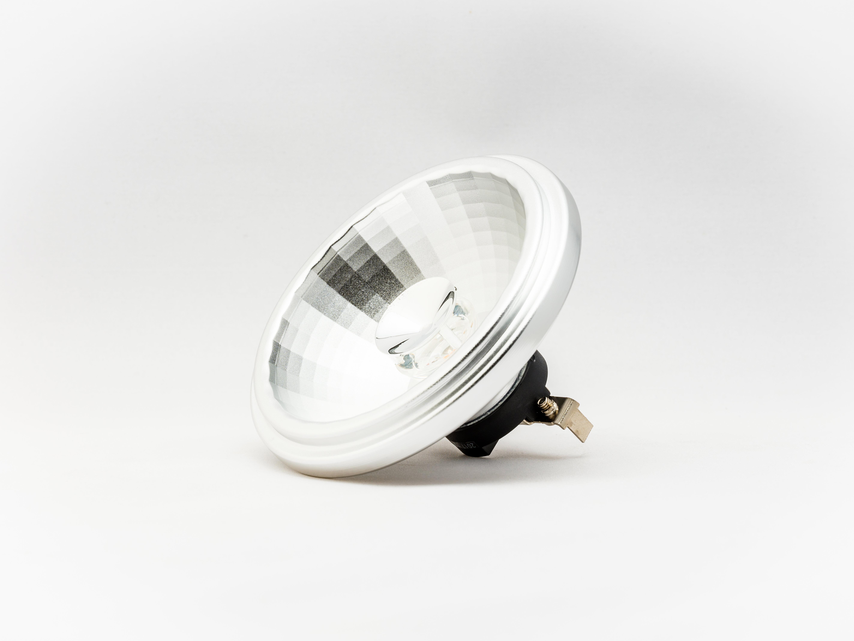 LED SPOT AR111 QR111 35° DIM 12W=75W CRI-92 2700K