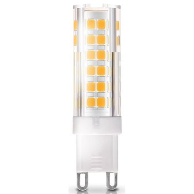LED G9 GU9 LAMP 230V 6W=50W 600LM 4000K
