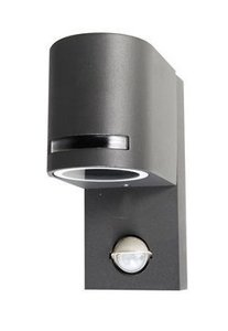 TUINLAMP RAZA-13 DOWN MET SENSOR IP44 230V GU10