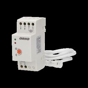 LED SCHEMERSCHAKELAAR DIN-RAIL IP20/IP65 230V 10- TOT 3.000W