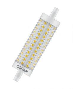 OSRAM® LED R7S STAAFLAMP J118 230V 15W=125W 2700K