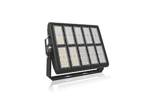 LED VERSTRALER PRO 60X135° IP65 IK10 500W 75000LM 4000K