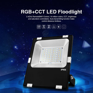 LED VERSTRALER RGB+CCT SMART LIGHT 30W 2800LM