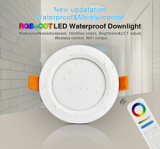 LED DOWNLIGHT RGB+CCT SMART LIGHT IP54 230V 6W 500LM