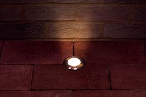 LED GRONDSPOT PATHLUX IP67 H2O STOP 230V 2W 25° 3000K
