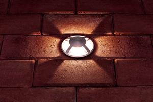 LED GRONDSPOT PATHLUX 4-WAY IP67 H2O STOP 230V 4,5W 3000K