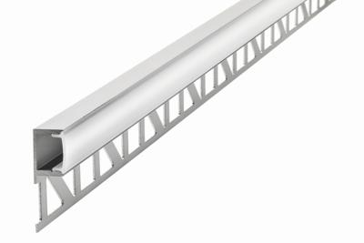 ALUMINIUM PROFIEL PLASTER WALL LED STRIPS TOT 12-MM