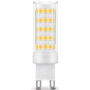 LED G9 GU9 LAMP 230V 8W=65W 800LM 3000K