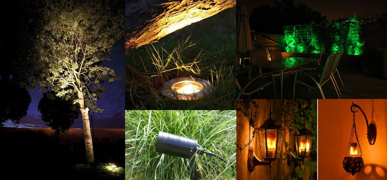 LED-verlichting-tuin