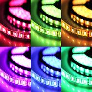 RGB+WW-LED-Strips