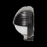WANDLAMP MET SENSOR SAMUM ZWART IP44 230V E27 FITTING_