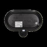 WANDLAMP MET SENSOR SOLAN ZWART IP44 230V E27 FITTING_
