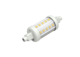 LED R7S STAAFLAMP J78 230V 5,2W=48W 2700K _