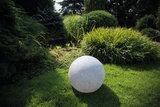 TUINBOL BALL-XL Ø500 MET GRONDPIN IP65 230V E27 _