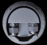 GRONDSPOT RVS IP67 VIERKANT LAAG 230V MAX. 50W _