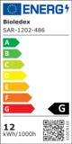 LED SPOT AR111 BIOLEDEX® 12V G53 12W 45° 800LM 4000K _