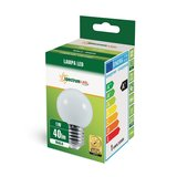 LED GOLFBAL GLOEILAMP COLOR OUTDOOR 230V E27 1W _