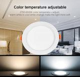 LED DOWNLIGHT RGB+CCT SMART LIGHT IP54 230V 15W 1200LM _