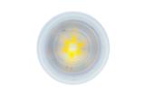 LED SPOT GLASS 12V MR16 5,2W=35W 390LM 2700K_