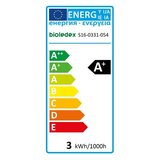 LED SPOT BIOLEDEX® HELSO 38° 12V 3W=25W 250LM 2700K _