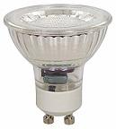 LED SPOT GLASS 36° 230V 2W=15W 100LM 3000K_
